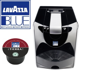 EXPO Lavazza Blue